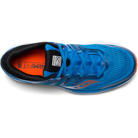saucony Guide ISO 2 Shoes Men Blue/Orange
